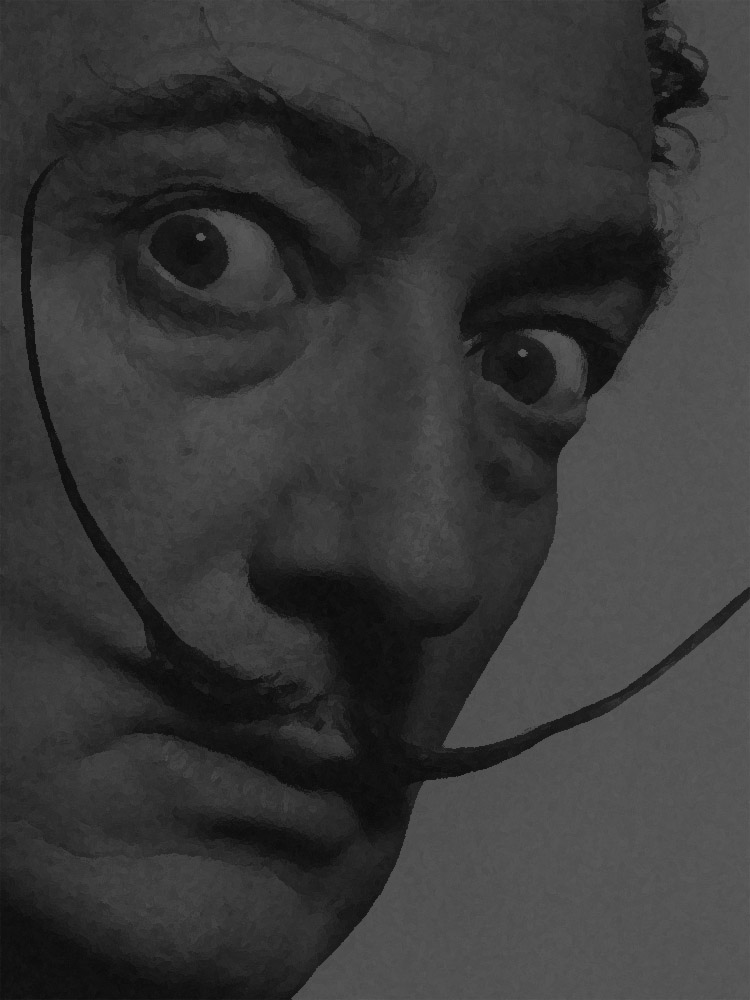 Surrealism is destructive, but it destroys only what it considers to be shackles limiting our vision. - - Salvador Dali