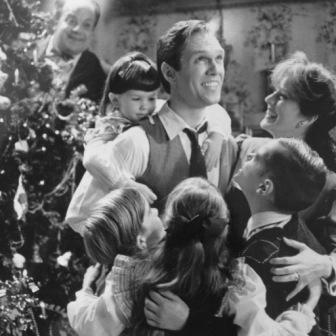 My first gig ever - a photo shoot for  It's a Wonderful life !