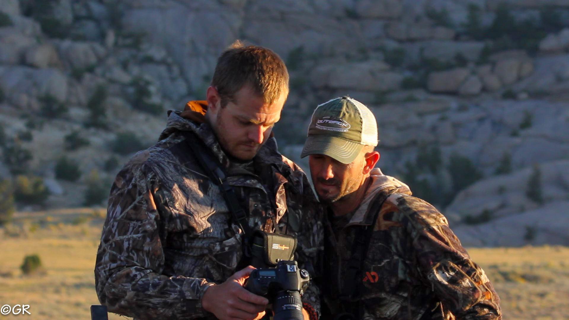 Wyoming Mule Deer Hunt with Trevon