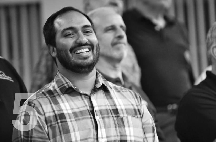 Ravi Raghuram (Photo by Joel Currier)