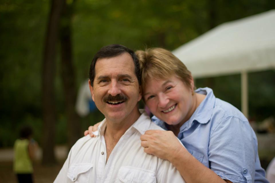 Rick and Janice Knight