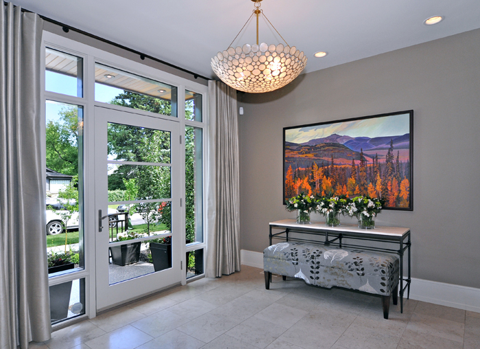 HOUZZ ARTICLE OCTOBER 2012: Covering Awkward Windows & Doors