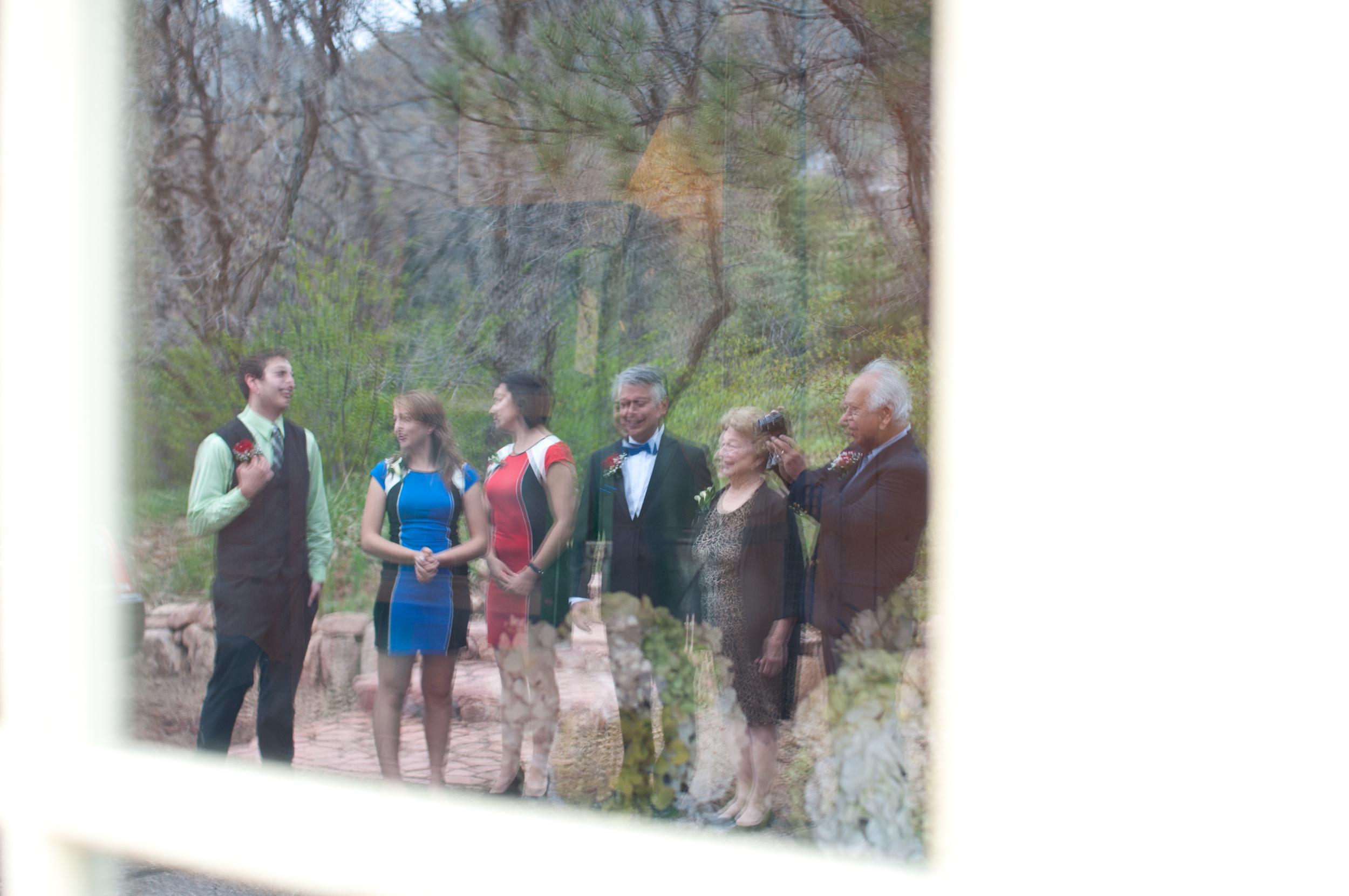 colorado springs wedding officiant