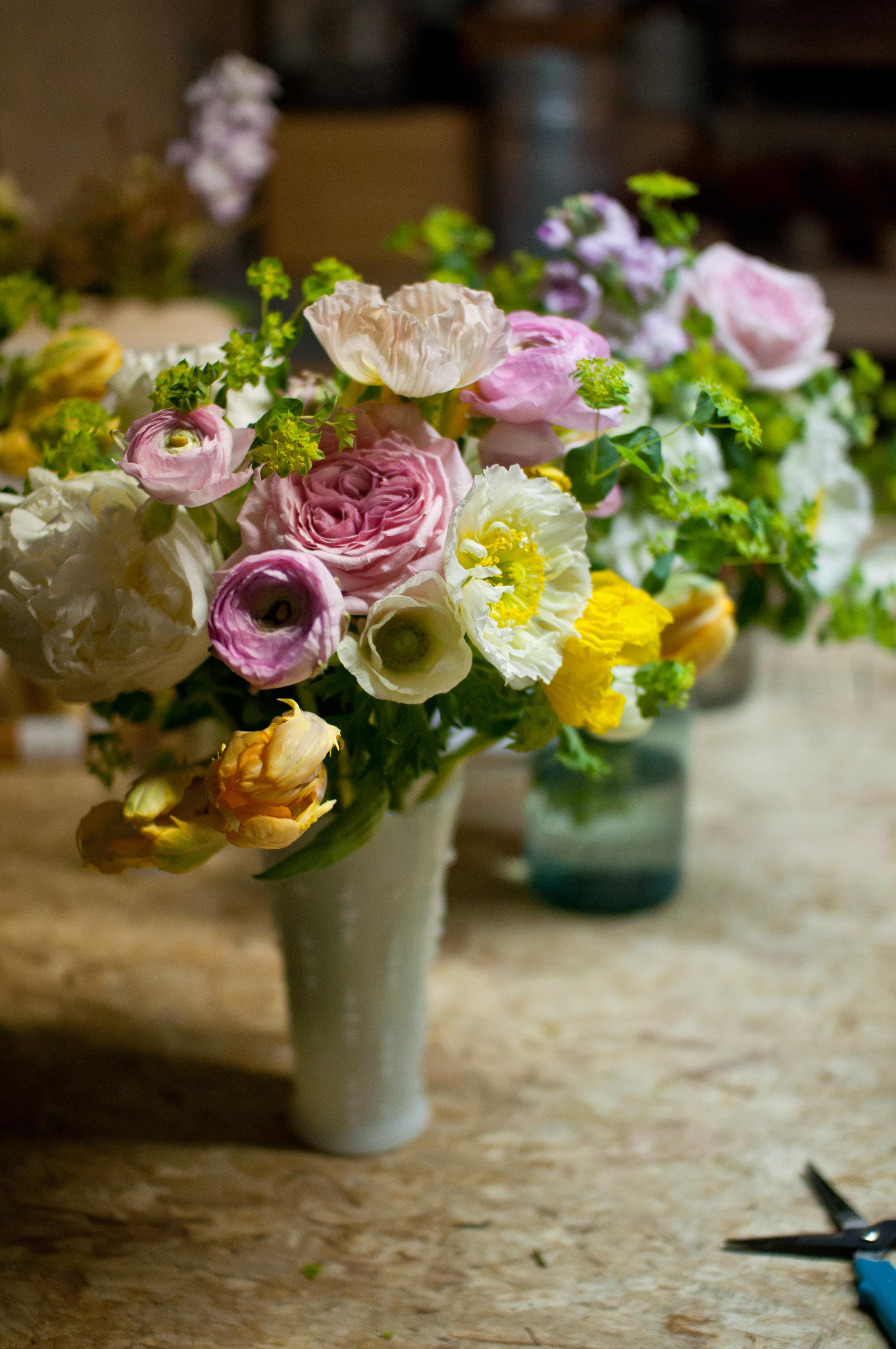 maine wedding florist