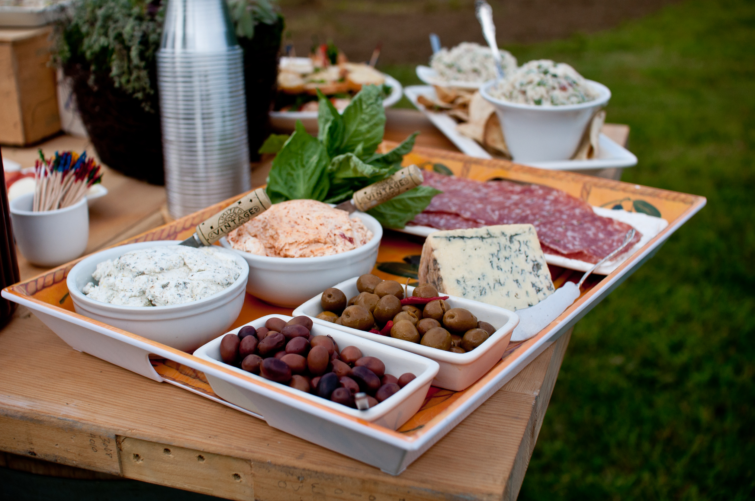 The Best Maine Caterers | Photo by A Sweet Start