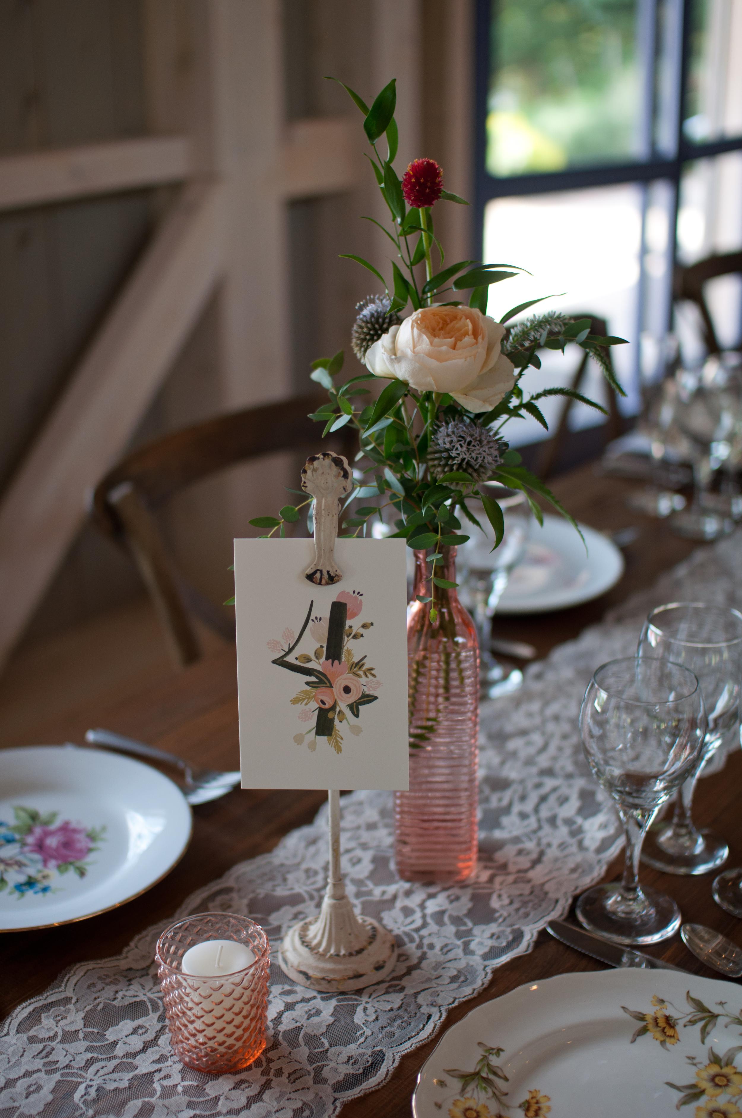 Lavender Farm Wedding | Wiscasset, Maine