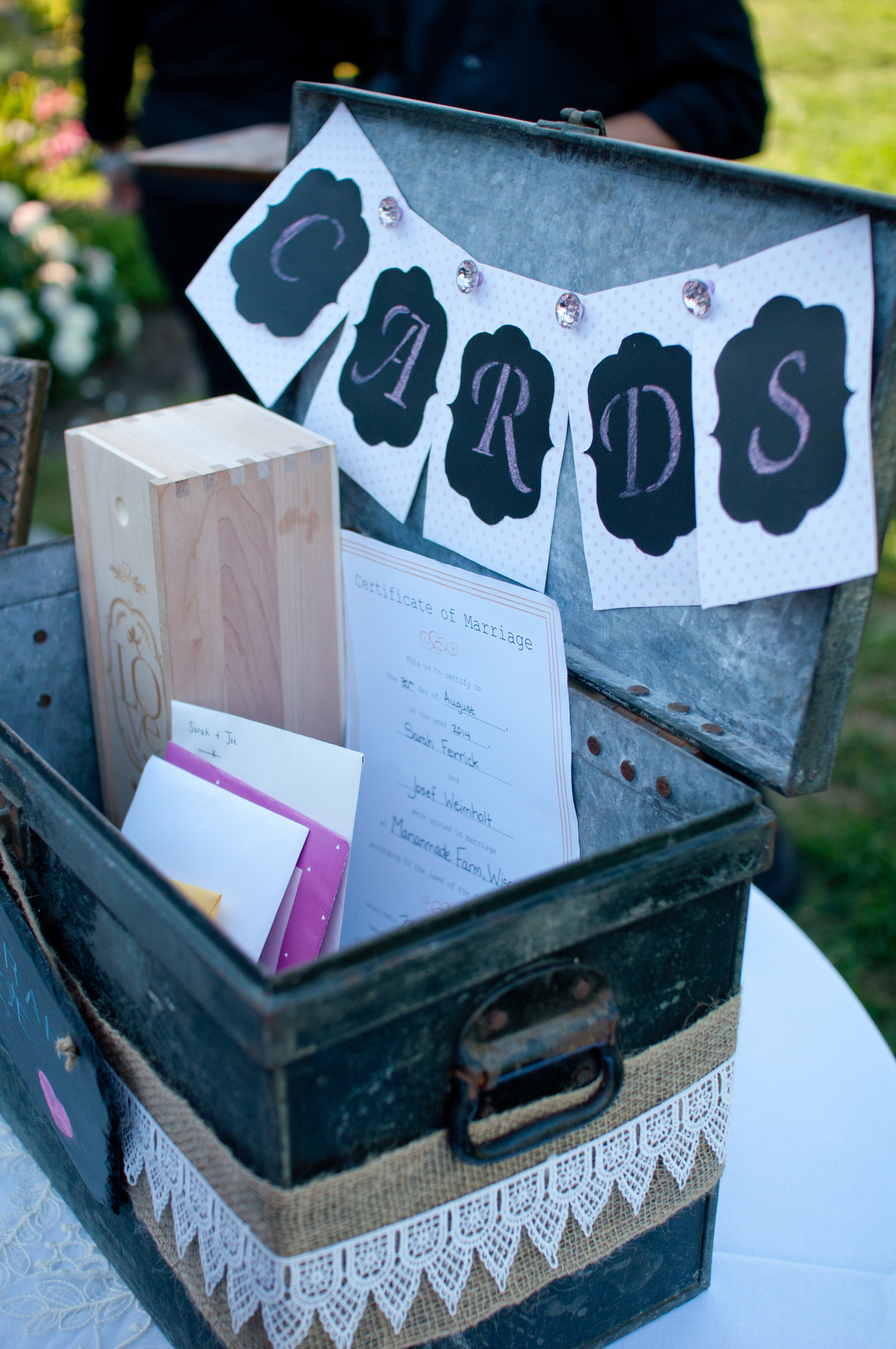 Lavender Farm Barn Wedding | Wiscasset, Maine