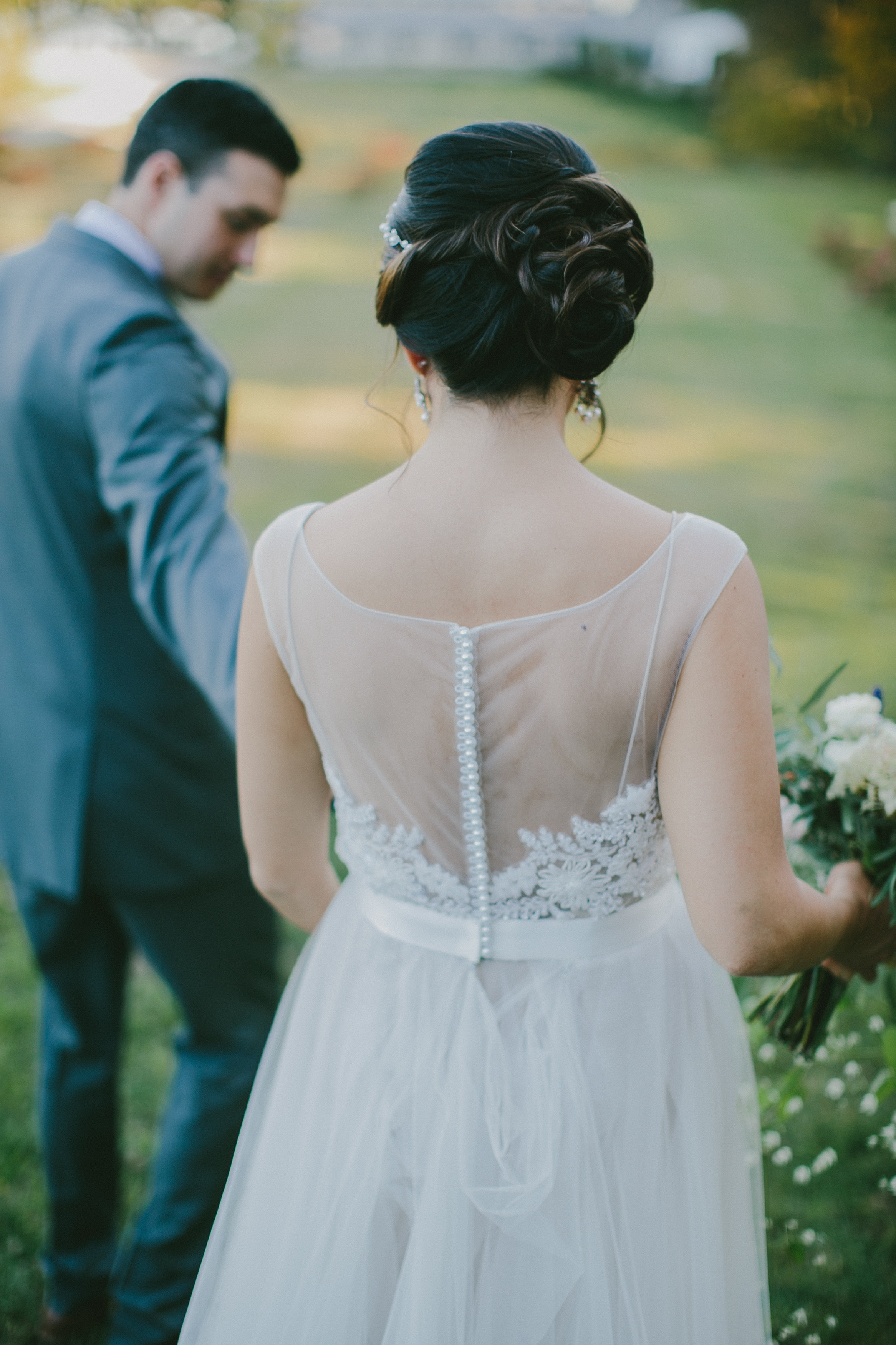 selling your wedding dress | one bride's story