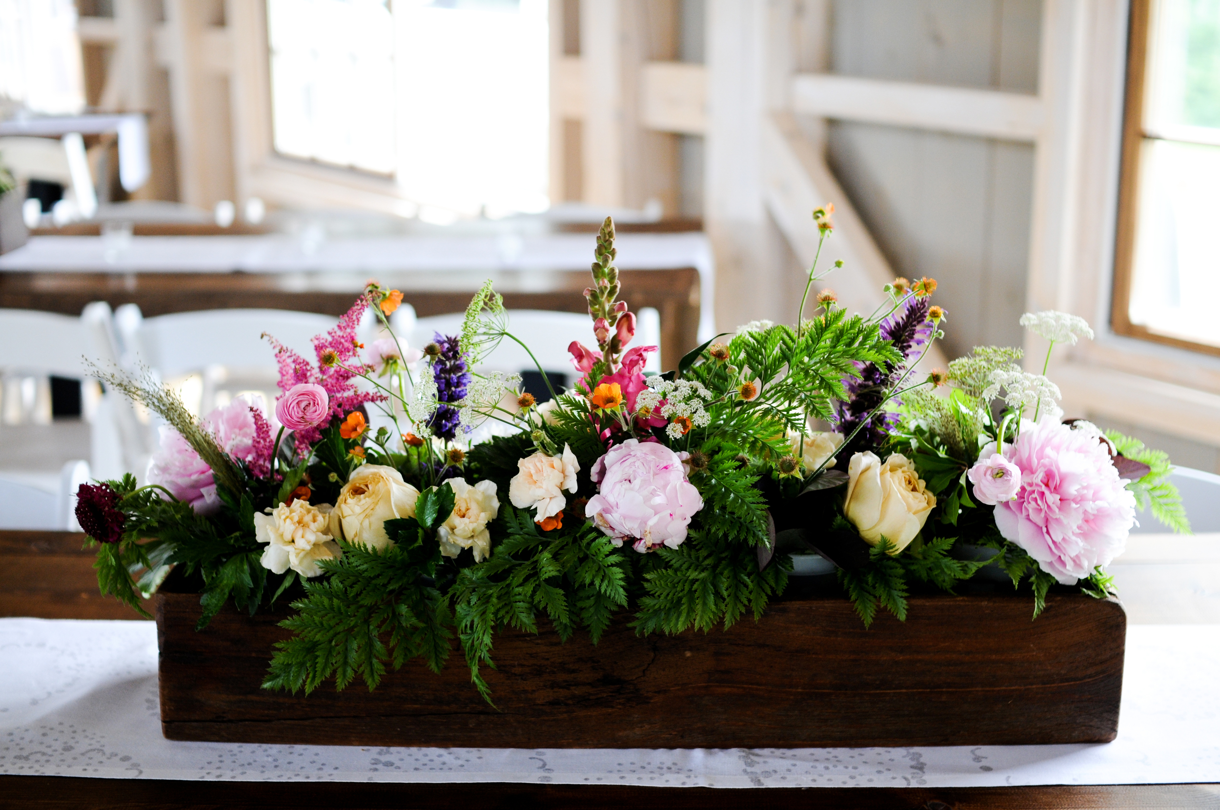 Coastal Maine wedding with Jewish traditions
