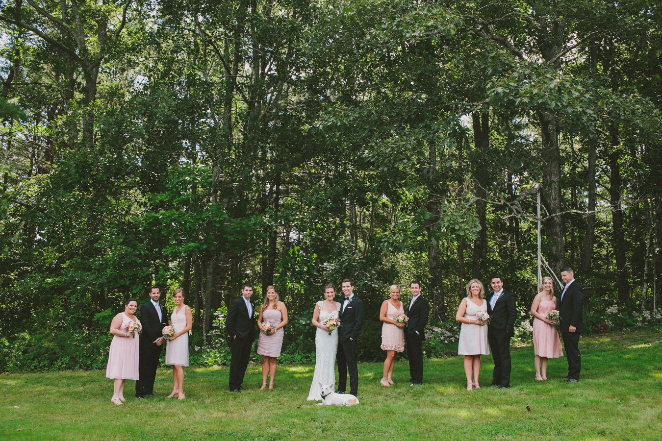 Ideas for including people in your wedding. Wisdom from an experienced professional wedding officiant. | Photo by  Henry + Mac Photography