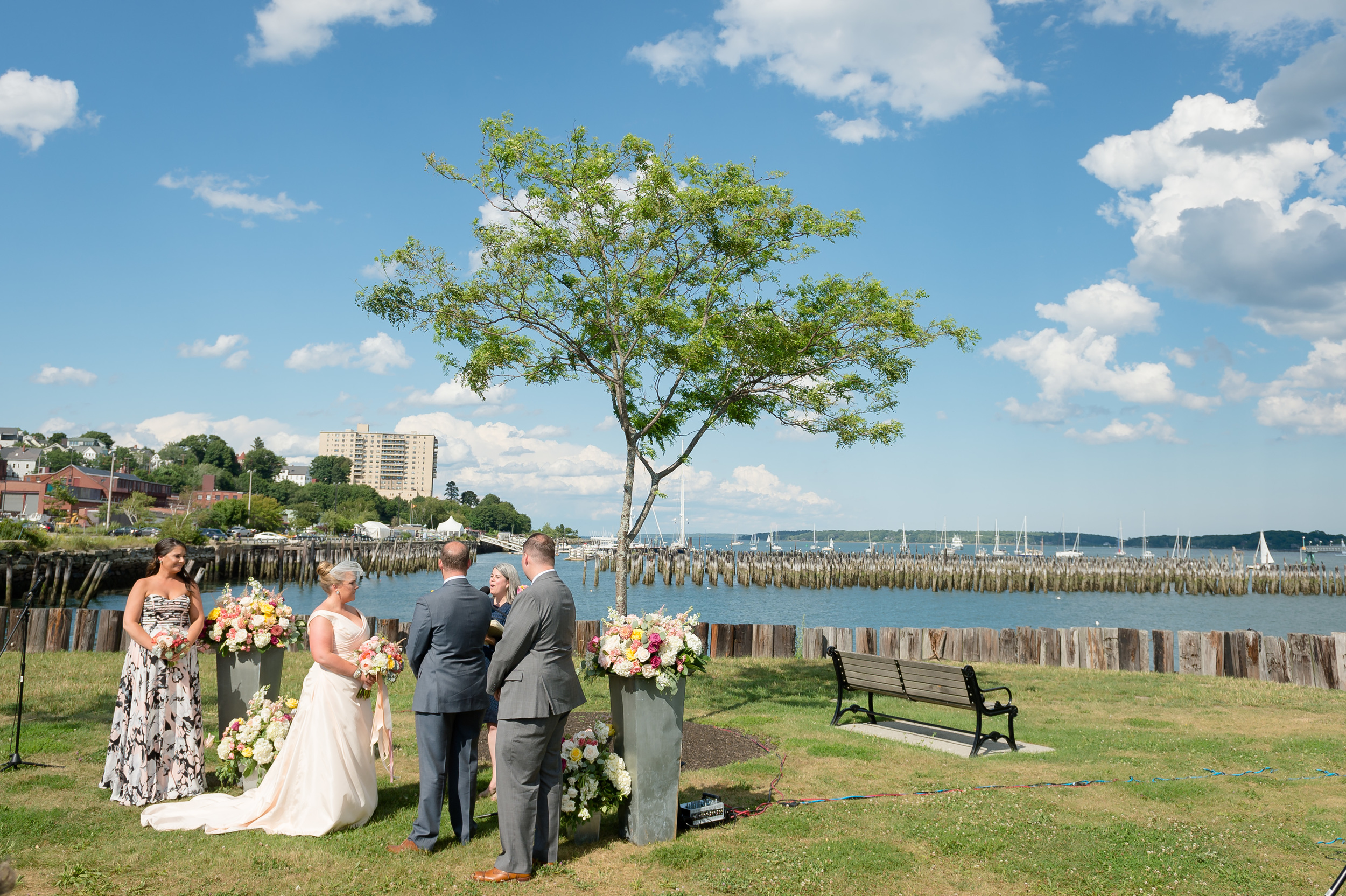 Portland Maine wedding officiant