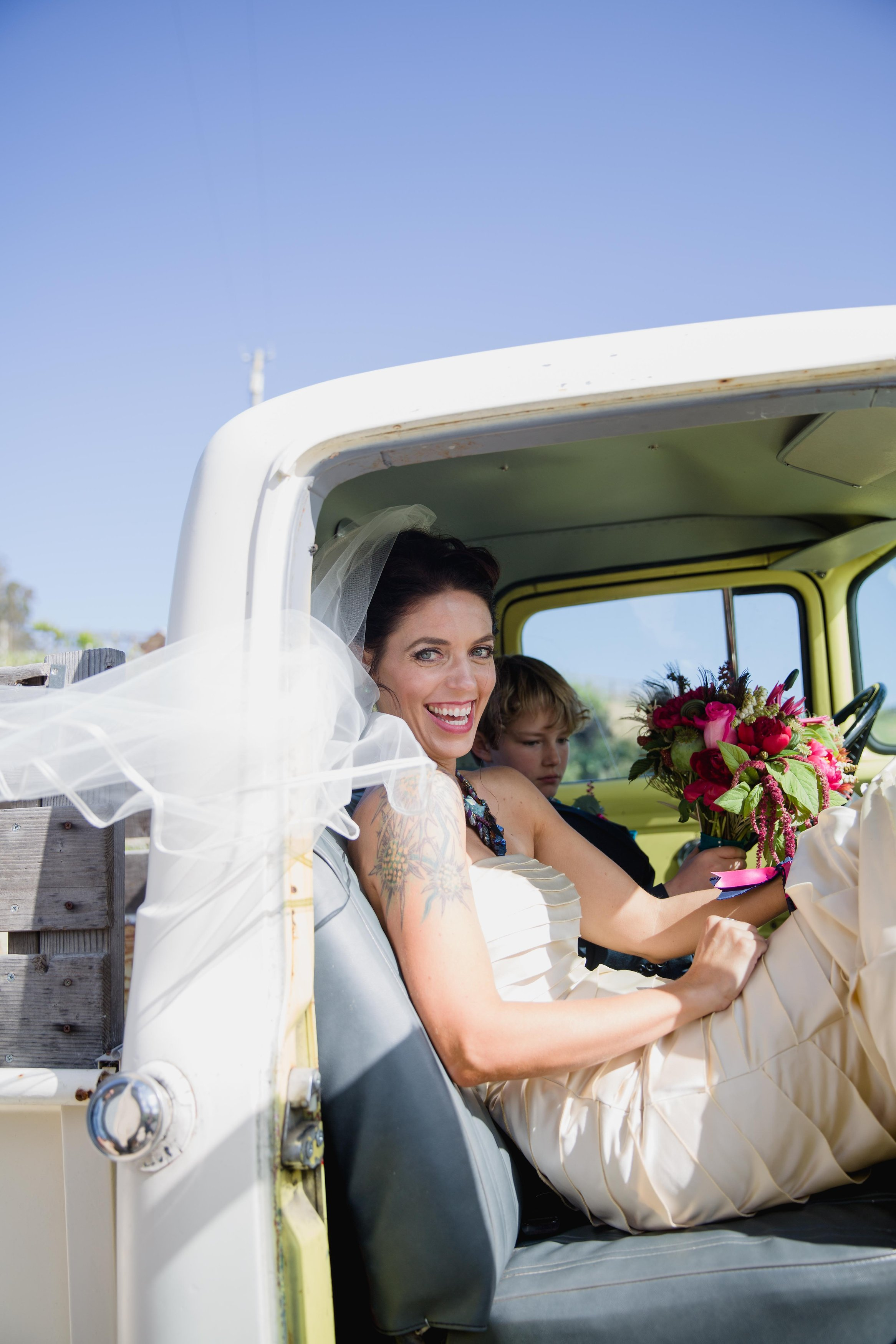 Should you hire a friend to photograph your wedding? Photo by  Erin Little Photography
