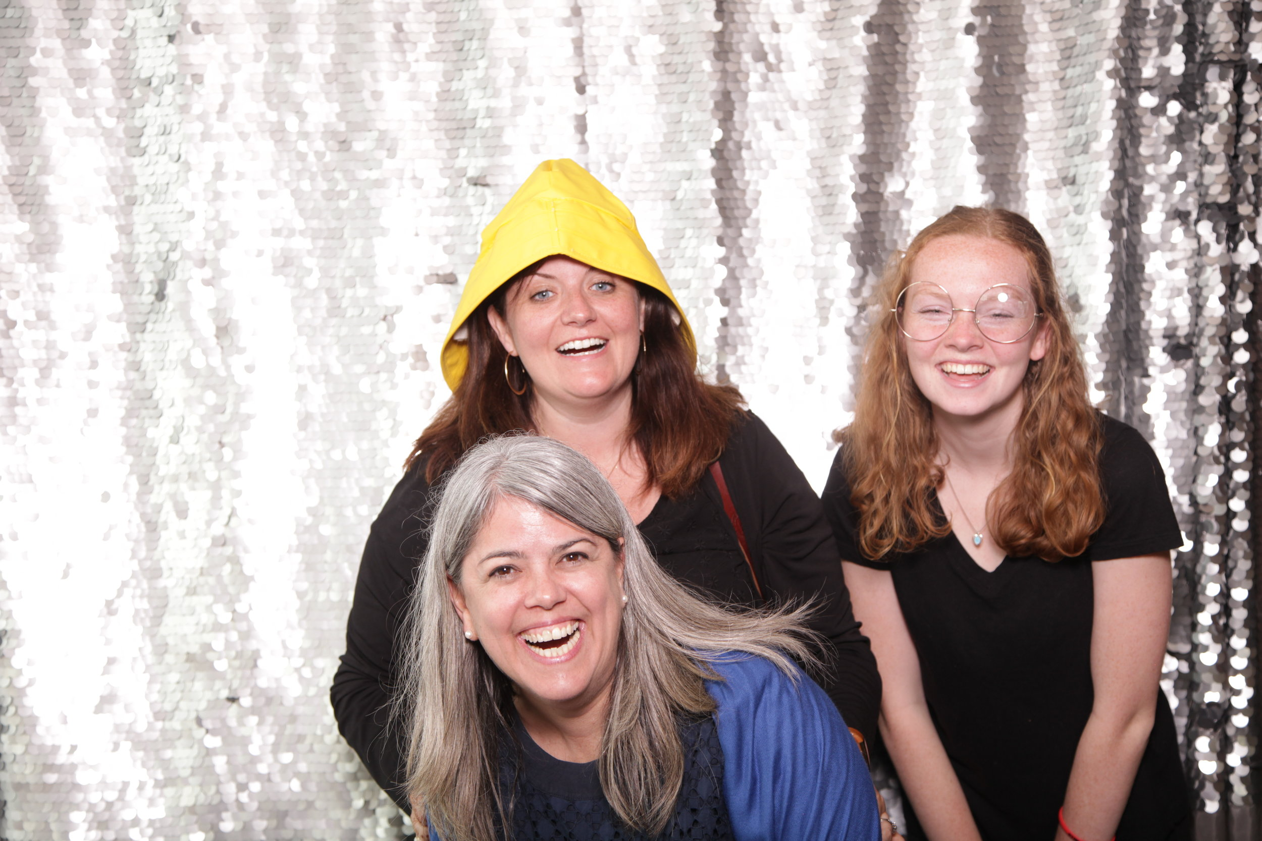 The best list of Maine photo booth vendors for your Maine wedding    The Maine Photo Camper  (That's me in front!)