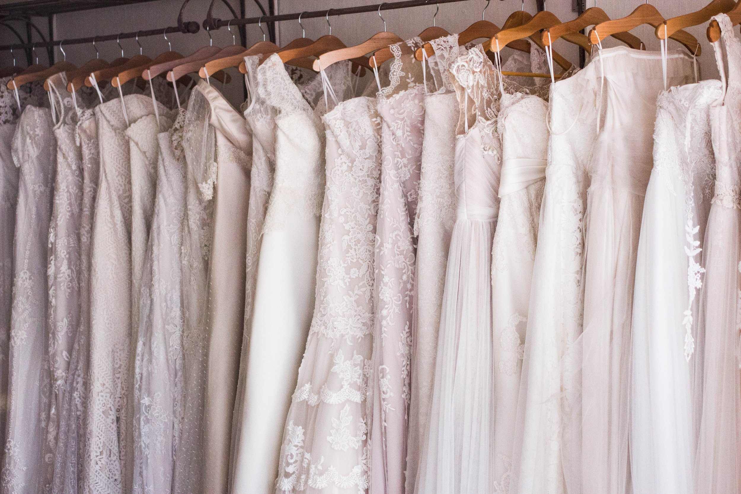 Wedding dress shops in Maine | Photo by  Charisse Kenion  on  Unsplash
