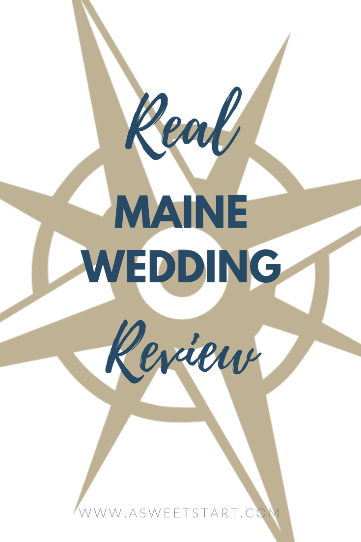 Best Maine wedding officiant review