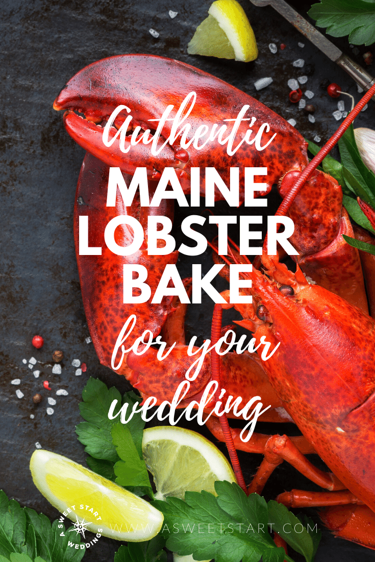 Meet Tom from Red Claw Lobster Bakes as he tells us all about providing authentic Maine lobster bake experiences for your Maine wedding or rehearsal dinner. #mainelobster #rehearsaldinner