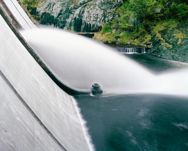 Prettyboy Dam Basin, Maryland