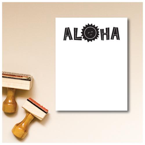 """""""sending aloha"""""""