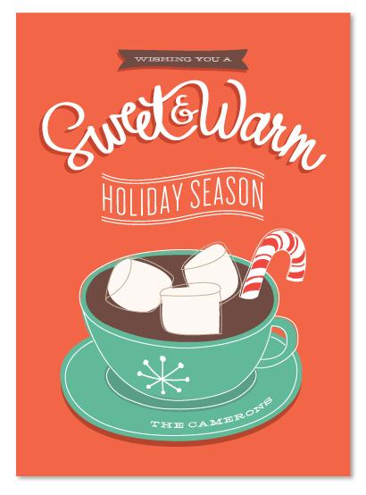 sweet + warm via minted