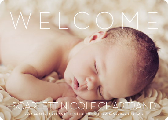 Chic Welcome