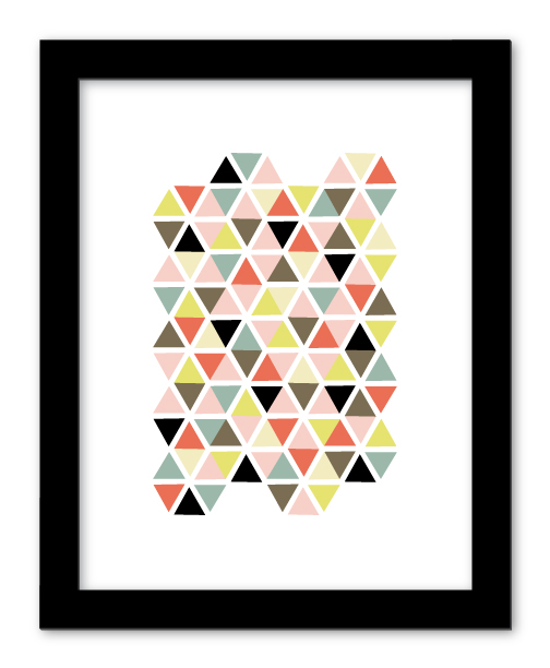 try angles art print
