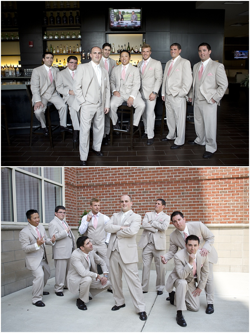 Guys, you are such cool kids! The one on the bottom is what my second shooter, Cameron calls the boy band cover shot haha