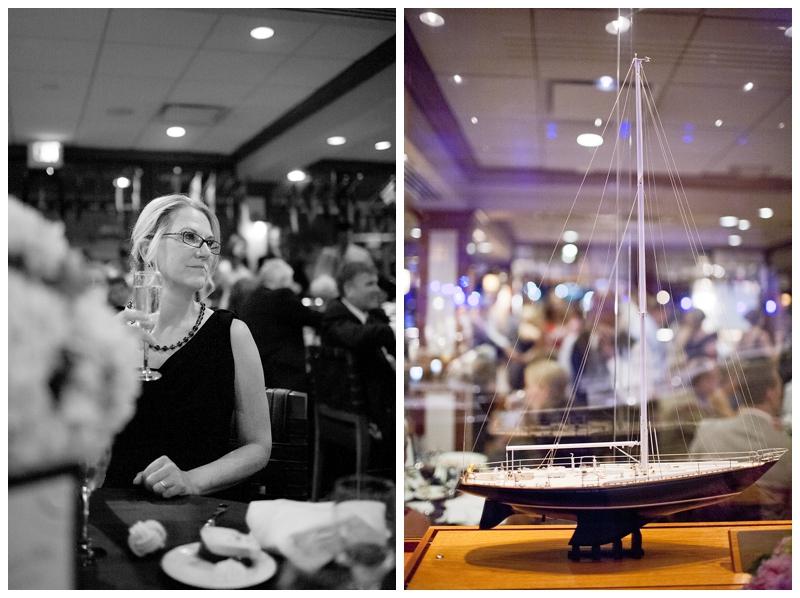 Yacht club wedding Annapolis