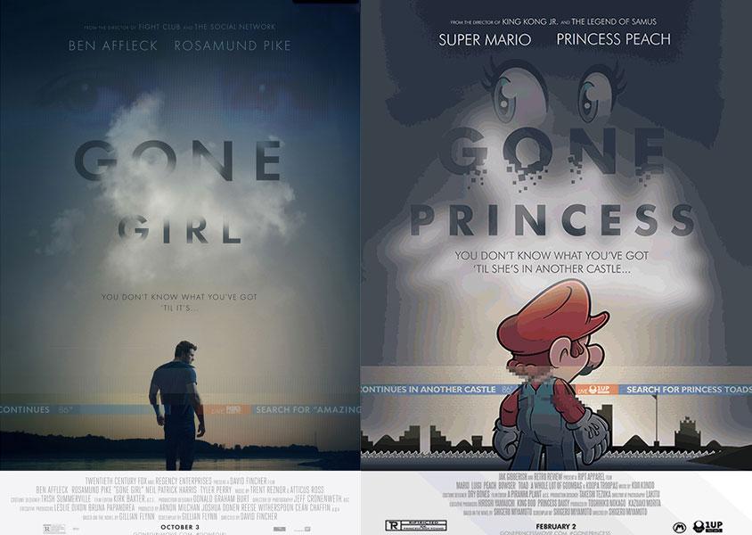Disponível em:   https://www.riptapparel.com/products/products/gone-princess-poster/