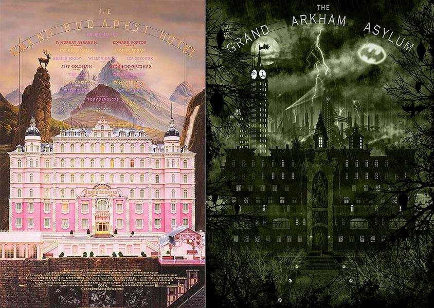 Disponível em:   https://www.riptapparel.com/products/products/the-grand-arkham-asylum-poster/