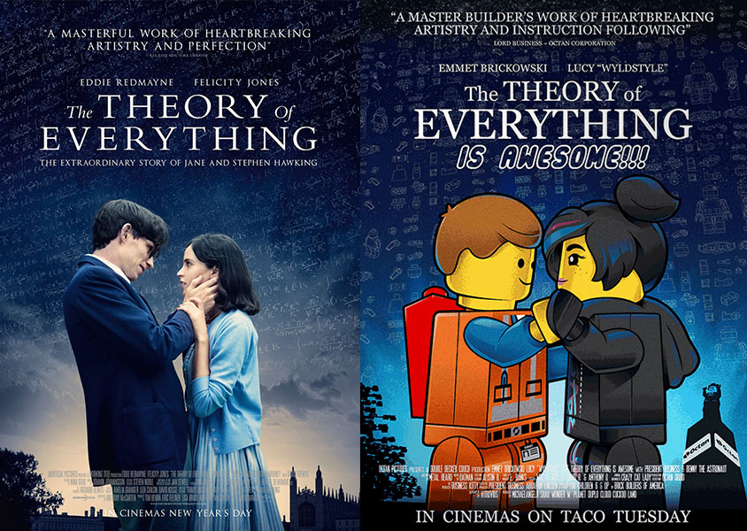 Disponível em:   https://www.riptapparel.com/products/products/the-theory-of-everything-is-awesome-poster/