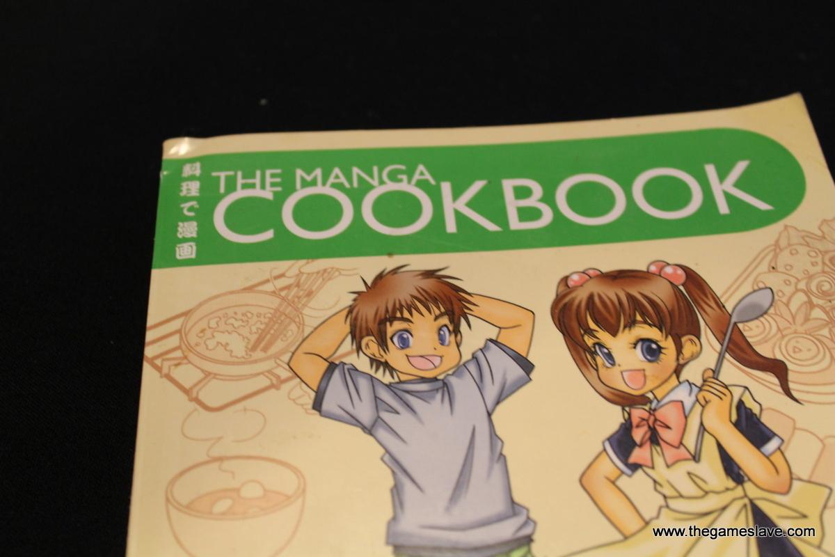 The Manga Cook Book