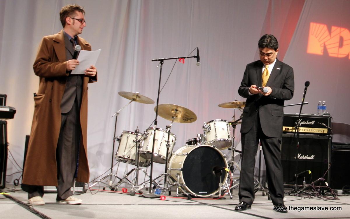 Japanese Consul at Opening Ceremonies