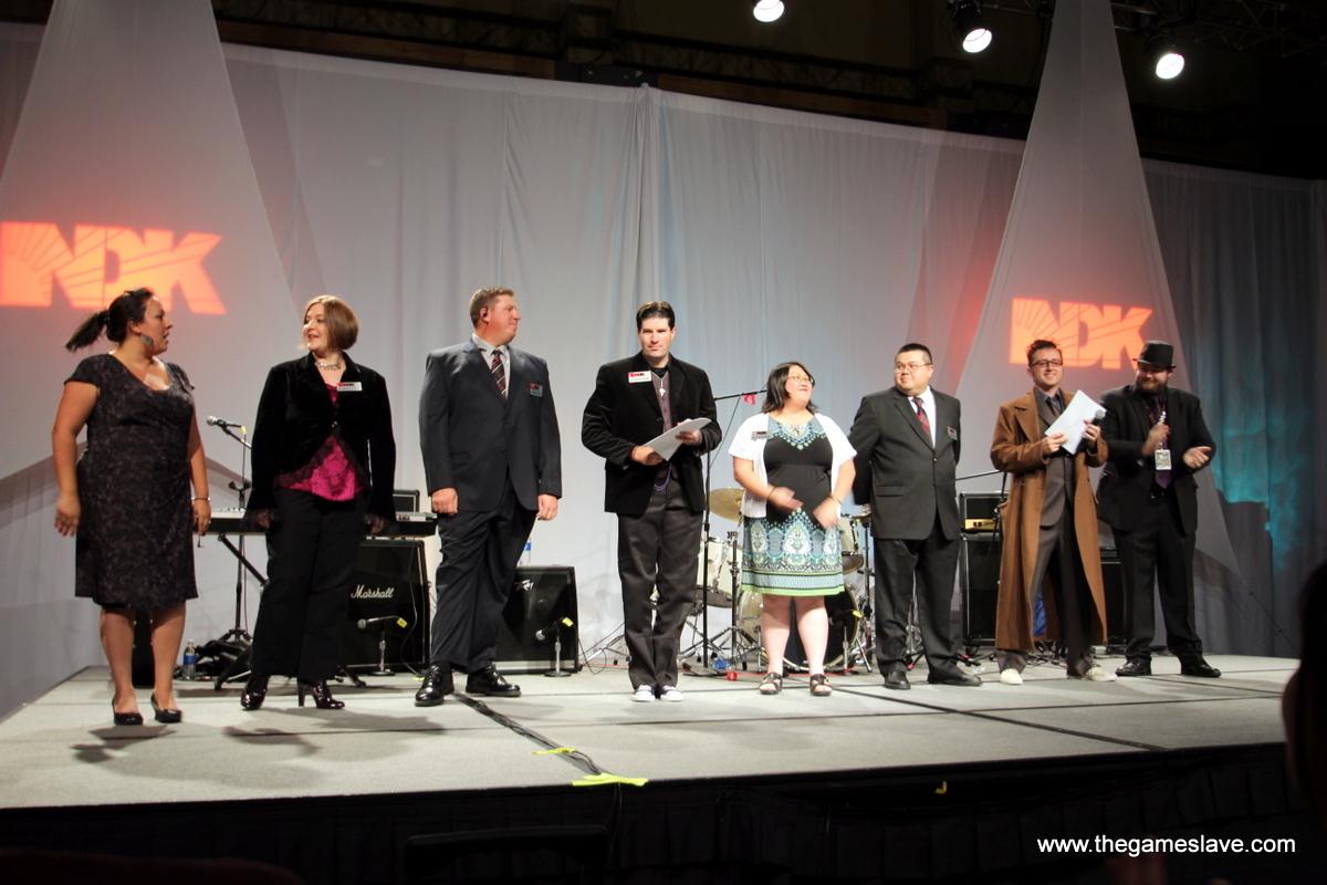 NDK Board of Directors at Opening Ceremonies