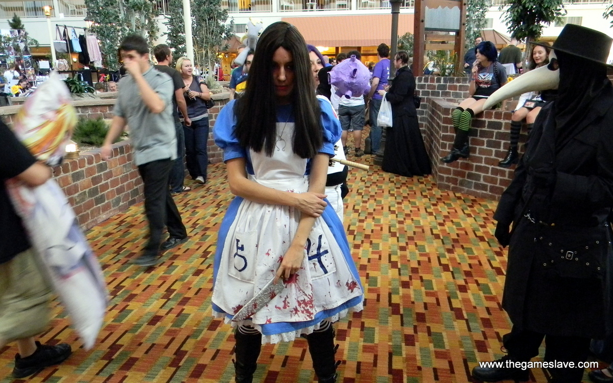 Alice from Amercian McGee's Alice