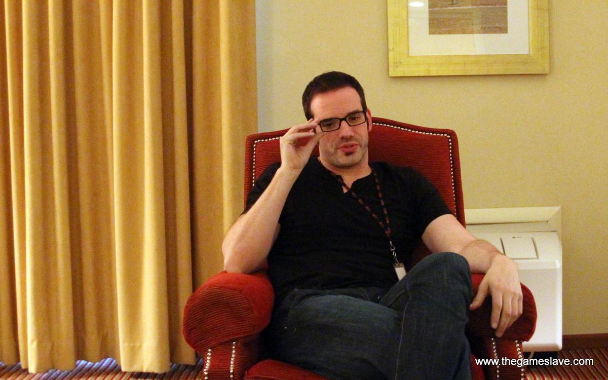 J. Michael Tatum Interview