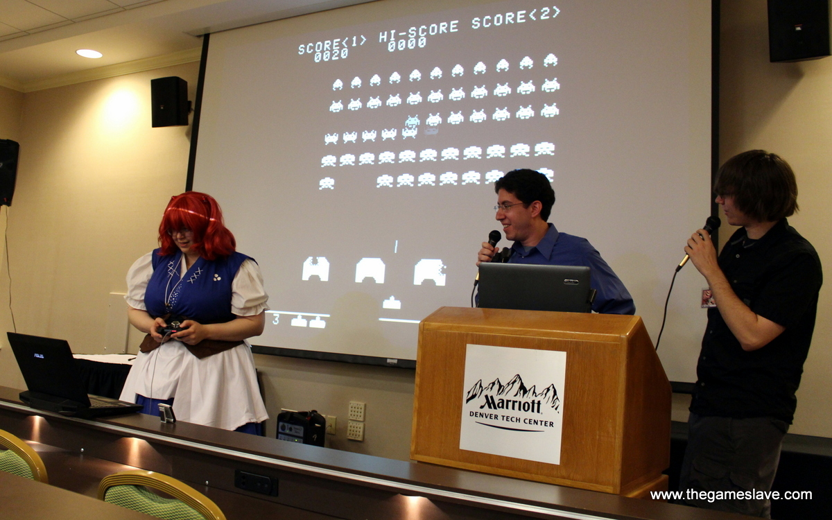 Before There Was Touhou Panel