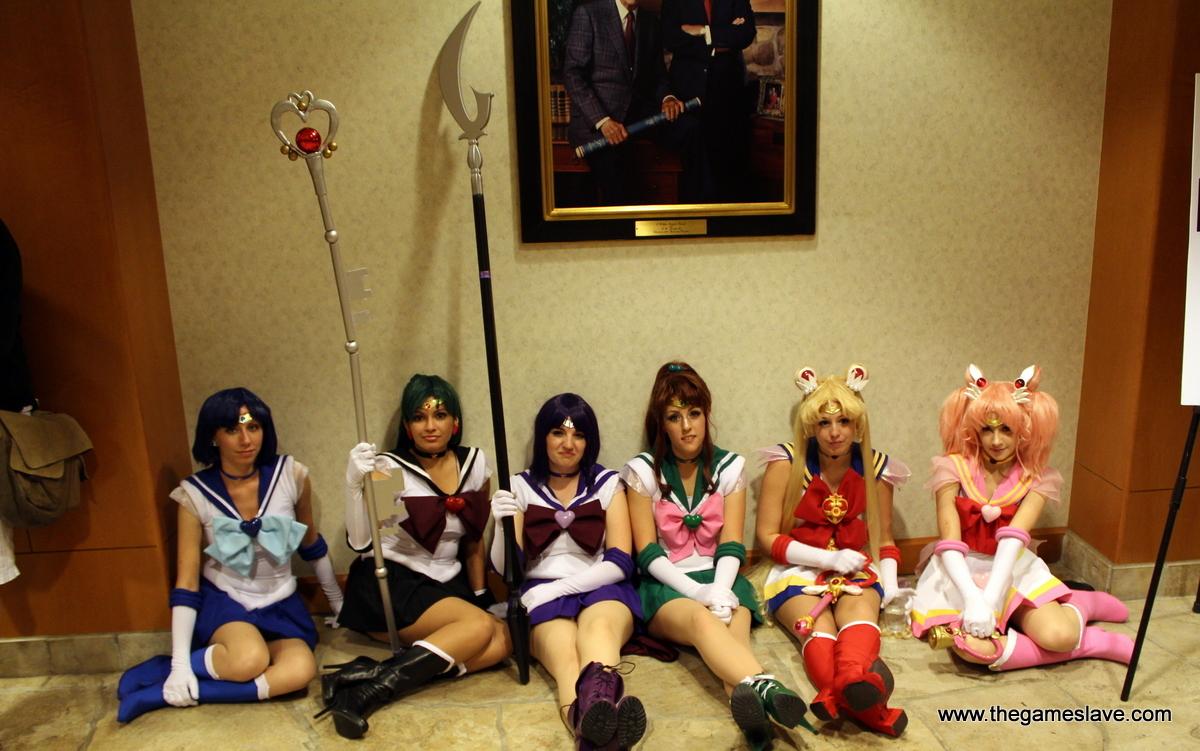 Sailor Senshi from Sailor Moon