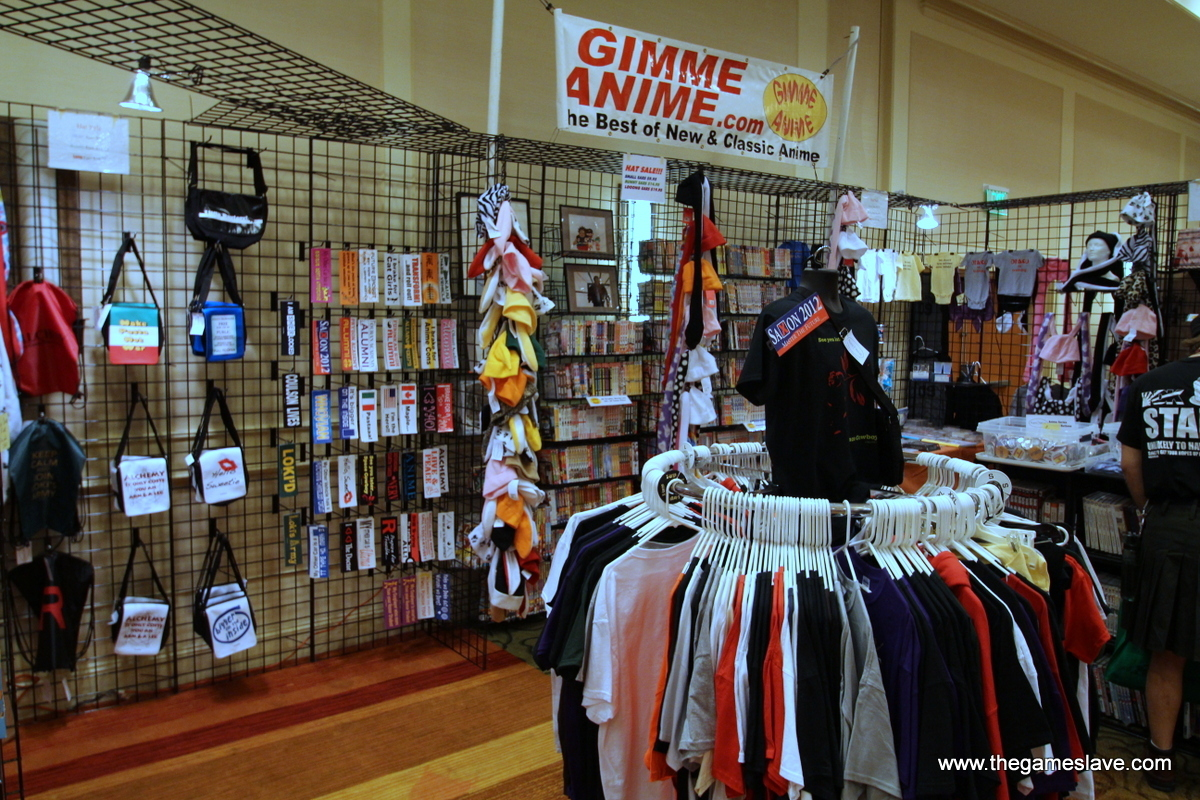 Gimme Anime Booth