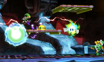 Field Smash on 3DS