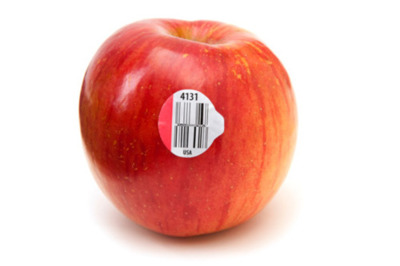What do those stickers on fruit mean?