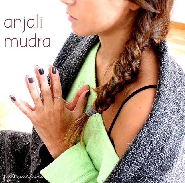 Anjali Mudra, prayer hands