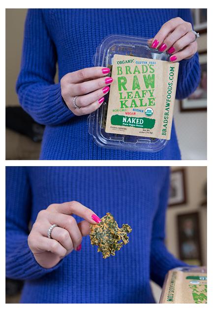 Brad's Raw Leafy Kale Chips