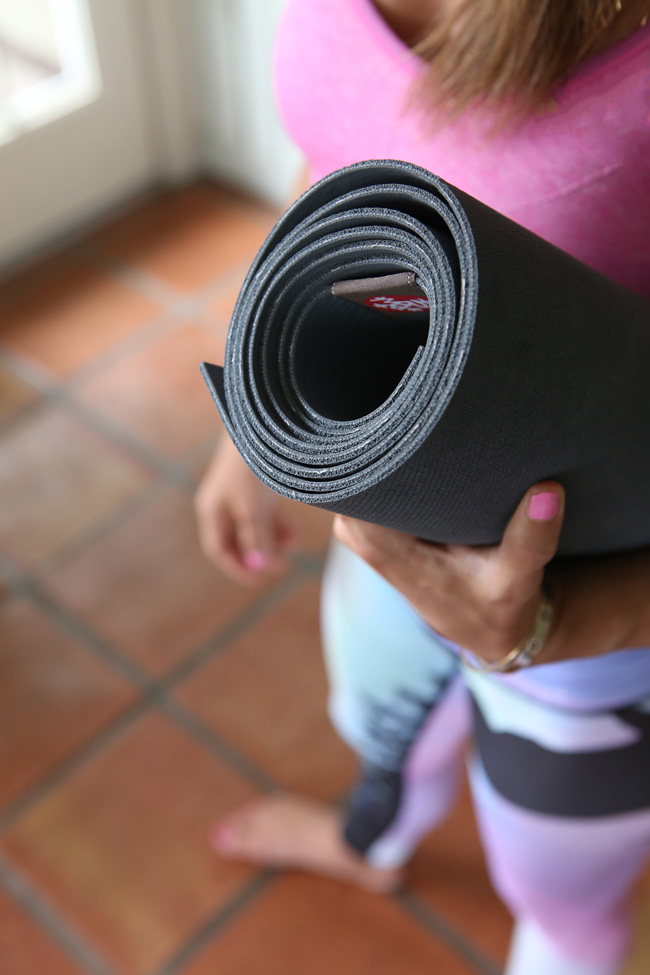 Manduka mat review