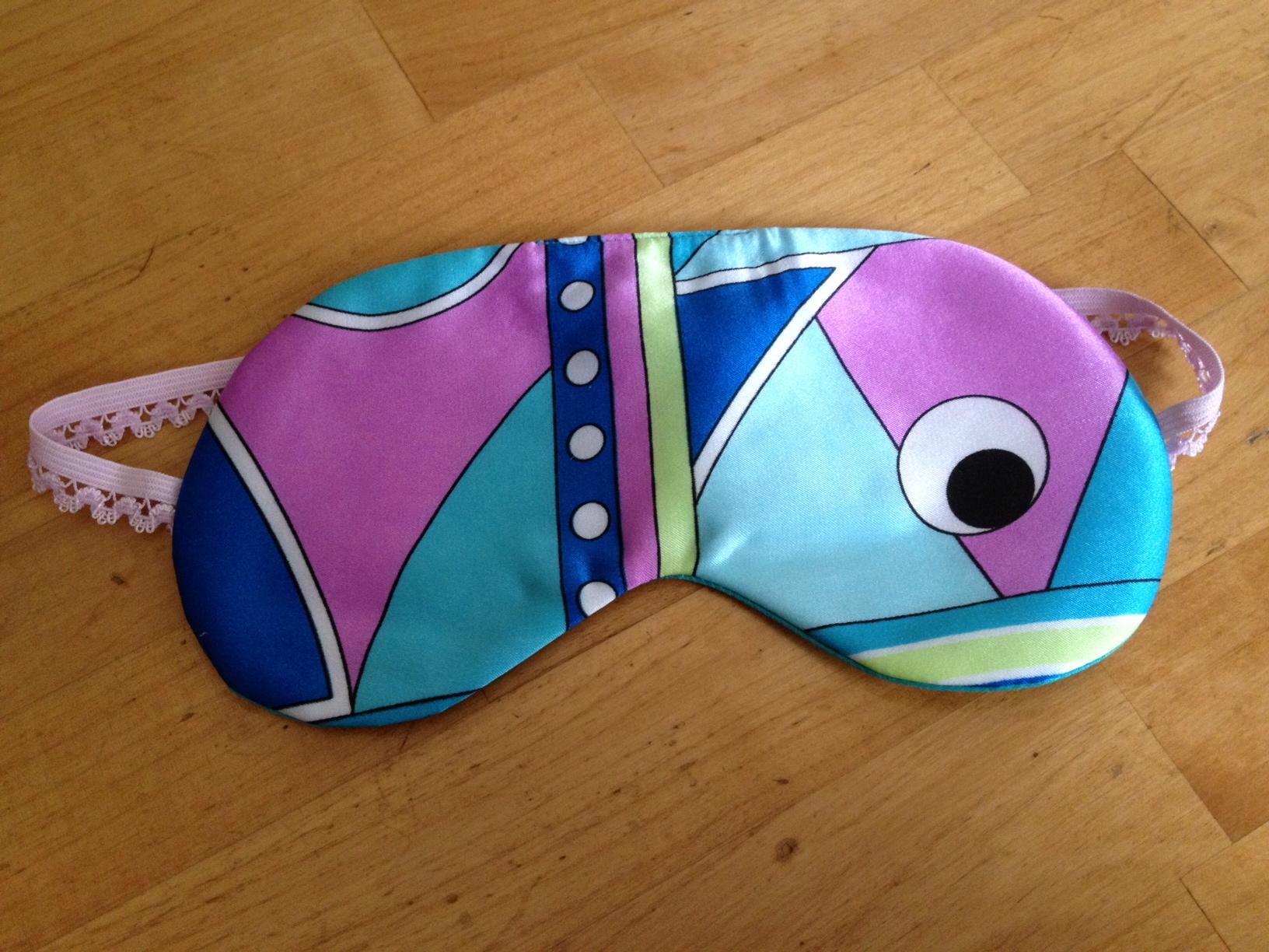 Cris Notti sleep mask