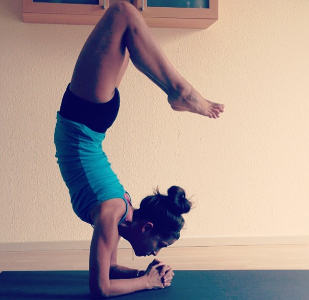 Hollow back practice