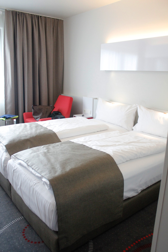 Dormero Hotel Review, Hannover, Germany
