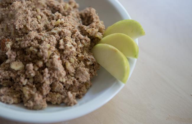 GAPS diet oatmeal