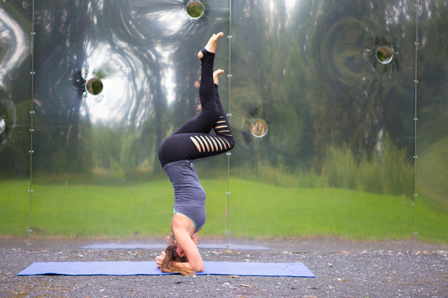 Pin it! 5 tips for arm balances