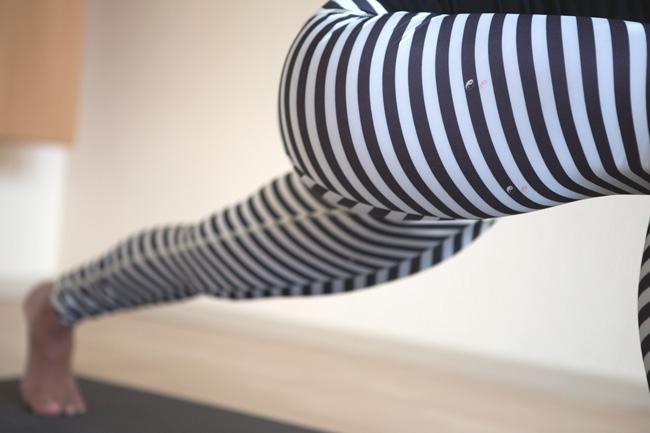 Balanced traveler pants by Teeki
