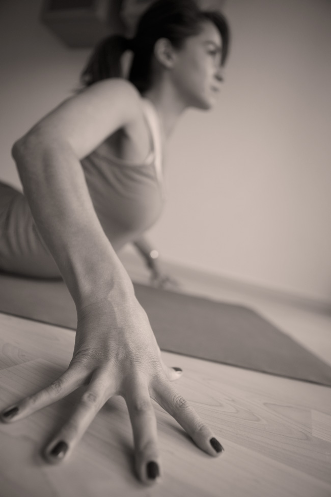 Pin it! How to take your yoga practice to the next level.